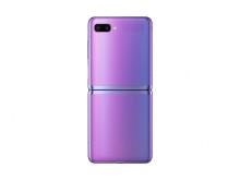 sm_f700f_galaxy z flip_open back_purple mirror_191224