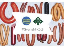 Korvfestivalen 2019 sponsorer Kött från Sverige