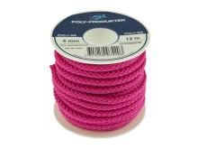 Polyestersilkelinor Nya färger 2013 - Neon-rosa spole