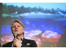 Mats Ericsson - Sweboat. Båtmässan 2014