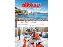 Katalogtitel Italien & Kroatioen Sommer 2020