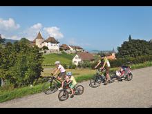 Mittelland-Route bei Erlach am Bielersee©STST - STTP