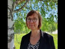 Maja Johansson är platschef på Diamyd i Umeå.
