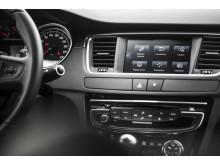 Peugeot 508 interiör