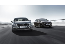 Nya Peugeot 508 & Peugeot 508 SportWagon