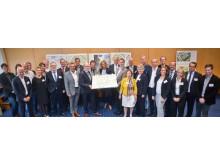 Die Jury aus fachkundigen Architekten und Stadtplanern, Vertretern der Politik und der Stadt Bonn sowie von Zurich und CORPUS SIREO wählte das Konzept des Architekturbüros ASTOC auf den ersten Platz