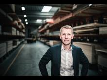 Mads Stenstrop, adm. direktør, Keflico