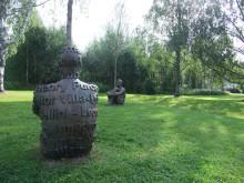 Skulpturparken i Umedalen