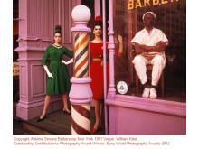 Antonia Simone Barbershop New York 1961 Vogue. William Klein, Outstanding Contribution to Photography Award Winner, Sony World Photography Awards 2012