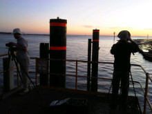 A seriously early start at Port Hedland, Western Australia #Cavotecfilm