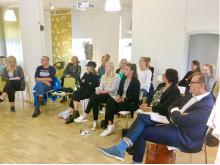 Start-up-möte hos Almedahls 8 september 2017