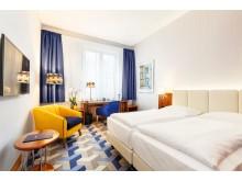 Doppelzimmer im Seaside Park Hotel Leipzig