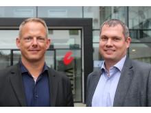 Bo Skjønnemand og Claus Dyrelund Johansen