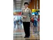 Outsanding Custodial Staff - Ms Au Jock Lian