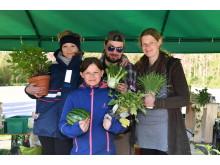 Frühlingsfest Pflanzenmarkt