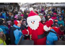 Julefeiring i Trysil er populært