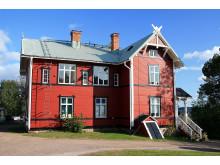 Höijers backe i Malmberget är ett av husen som planeras att flyttas.