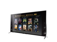 Sony X9 Privilege movies 4K