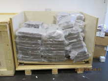 Cannabis resin seized on 21 Feb 2019