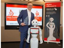 Digitalisierung SSKM Auszeichnung