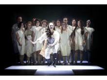 Blanche & Marie / Miriam Treichl (Jane Avril) & NorrlandsOperans kör
