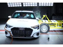 Audi A3 - Far-Side impact test 2020