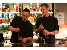 Videgård Bar - Jorge och Love