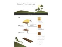 Kebony Technologie