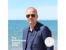 Ulf Thorbjörnsson är en av jurymedlemmarna i The Brewhouse Award 2019