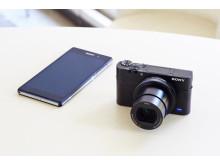 DSC RX100M3 Insitu NFC-1200