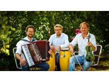Balkan Razzia från Malmö spelar klezmermusik – Förintelsens minnesdag 2015