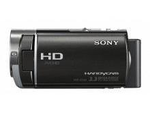HDR-CX160E - Side_CX37200-201_BK-1200