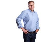 Bo Samuelsson, projektedare för AMA