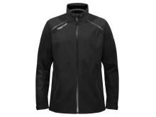 M Edge Jacket Black Front - Cross Sportswear