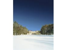 Rånäs Slott - vinterbild