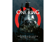 The One Ring RPG 2nd Edition Cover