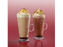 Costa Coffee Hazelnut Praline