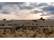 Sony Twilight Football, Pinnacle Desert, Australia 2