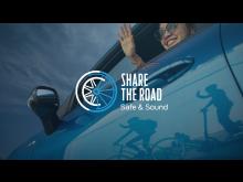 Share The Road hodetelefoner 8D lyd