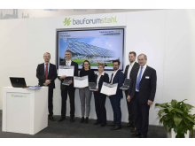 Presentation of the 2019 German Steel Construction Industry Engineering Prize in the category of Building Construction
