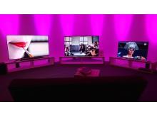 TV XG90 AG9 AG8 lifestyle