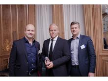 Deloitte Technology Fast 500 EMEA – svenska Widespace på sjätte plats