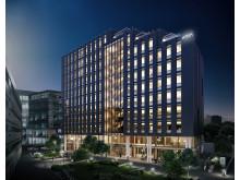 Atea sitt nye hovedkontor på HasleLinje