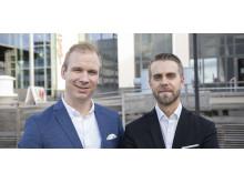Thomas Skoglund och Karl Westberg