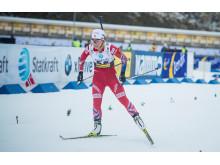 Sesongstart - Tiril Eckhoff på vei mot mål