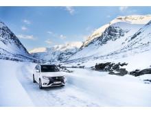 Plug-in Hybrid Outlander 2017