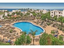 allsun Hotel Albatros Pool 2