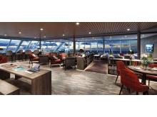 Explorer Bar MS Maud - photo credit Hurtigruten