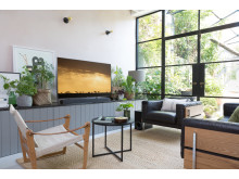 Living Room style with Sony ZF9 Soundbar 1b