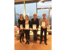 Certifiering i Stockholm.